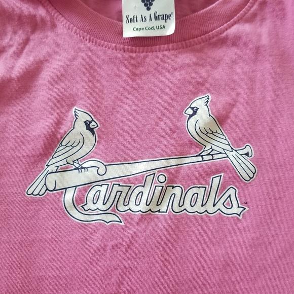 9939890c Girls cardinals t shirt
